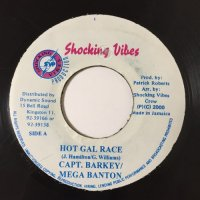 CAPTAIN BARKEY & MEGA BANTON / HOT GAL RACE