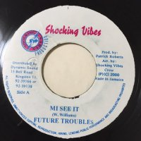 FUTURE TROUBLE / MI SEE IT - DADDY SCREW / DON DADDIES
