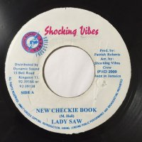 LADY SAW / NEW CHECKIE BOOK