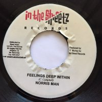 NORRIS MAN / FEELINGS DEEP WITHIN