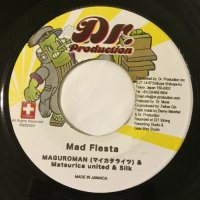 MAGUROMAN, 祭華UNITED, SILK / MAD FIESTA - FLY-T / 再見