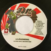 FATHER GIN / HOT A FIRE - FATHER GIN, MAGUROMAN / 2人のGENERAL