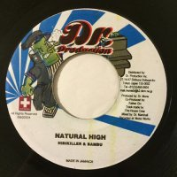 HIBIKILLA, BAMBU / NATURAL HIGH - FATHER GIN, MAGUROMAN, TOYA, DR MUNE / RUB A DUB BUS