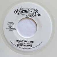 SENSATIONS / RIGHT ON TIME - LONELY LOVER