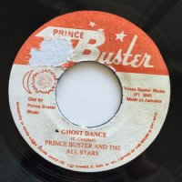 PRINCE BUSTER / GHOST DANCE - MADNESS