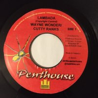 WAYNE WONDER & CUTTY RANKS / LAMBADA
