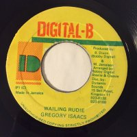GREGORY ISAACS / WAILING RUDIE