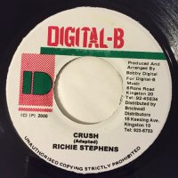 RICHIE STEPHENS / CRUSH