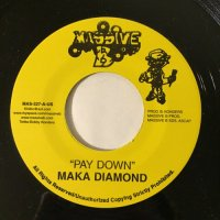 MACKA DIAMOND / PAY DOWN