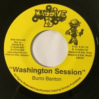 BURRO BANTON / WASHINGTON SESSION