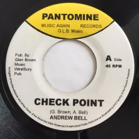 ANDREW BELL / CHECK POINT
