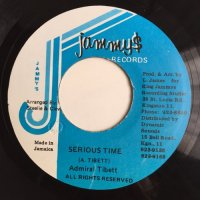 ADMIRAL TIBETT / SERIOUS TIME