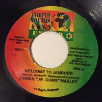 DAMIAN JR GONG MARLEY / WELCOME TO JAMROCK