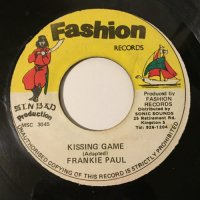 FRANKIE PAUL / KISSING GAME