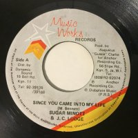 S. MINOTT & J.C. LODGE / SINCE YOU CAME INTO MY LIFE
