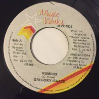 GREGORY ISAACS / RUMOURS