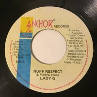 LADY G / NUFF RESPECT