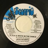 JACK SCORPIO / BLACK AND WHITE IN THE DANCE