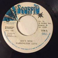 BARRINGTON LEVY / SHE'S MINE