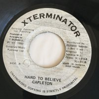 CAPLETON / HARD TO BELIEVE