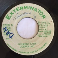 QUENCH AID / SUNSHINE LADY