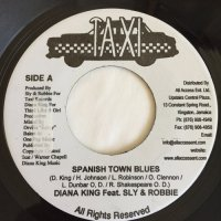 DIANA KING / SPANISH TOWN BLUES