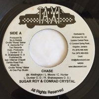 SUGAR ROY & CONRAD CRYSTAL / CHASE