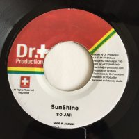 SO JAH / SUNSHINE - FLAG