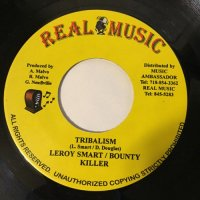 LEROY SMART, BOUNTY KILLER / TRIBALISM