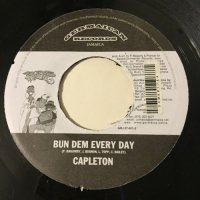 CAPLETON / BUN DEM EVERY DAY
