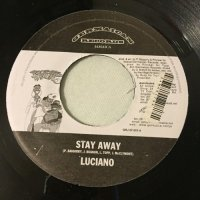 LUCIANO / STAY AWAY