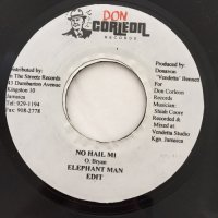 ELEPHANT MAN / NO HAIL ME