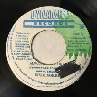 SIXIE MORRIS / ALWAYS IN MY HEART