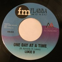 LUKIE D / ONE DAY AT A TIME - DA'VILLE / NO ONE CAN
