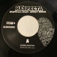 BURRO BANTON / BORDERLINE