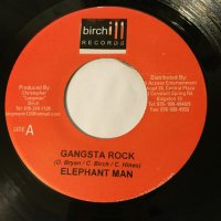 ELEPHANT MAN / GANGSTA ROCK
