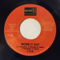 TOK / WORK IT OUT