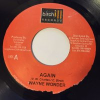 WAYNE WONDER / AGAIN - CONRAD CRYSTAL & SUGAR ROY / NO APOLOGY
