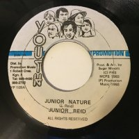 JUNIOR REID / JUNIOR NATURE