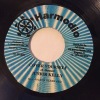 JUNIOR KELLY / COVER YOURSELF