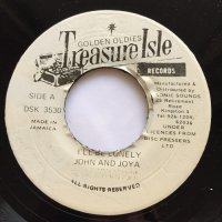 JOHN HOLT & JOYA LANDIS / I'LL BE LONELY - PARAGONS / YOU MEAN THE WORLD TO ME
