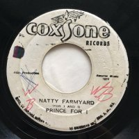 PRINCE FAR I / NATTY FARMYARD
