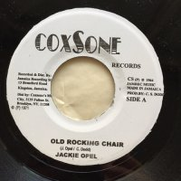 JACKIE OPEL / OLD ROCKING CHAIR - KING LIGES
