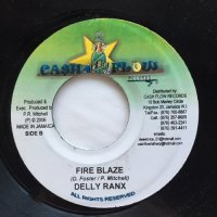 DELLY RANX / FIRE BLAZE