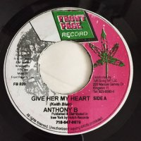 ANTHONY B / GIVE HER MY HEART
