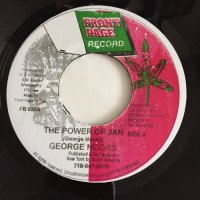 GEORGE NOOKS / THE POWER OF JAH