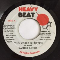 KASHIEF LINDO / THIS WORLD IS HURTING
