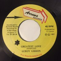 LEROY GIBBON / GREATEST LOVE