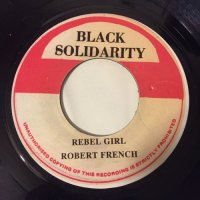 ROBERT FFRENCH / REBEL GIRL