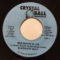 ELEPHANT MAN / BED ROOM SLAM